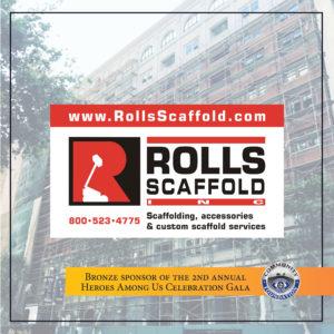 Rolls Scaffold